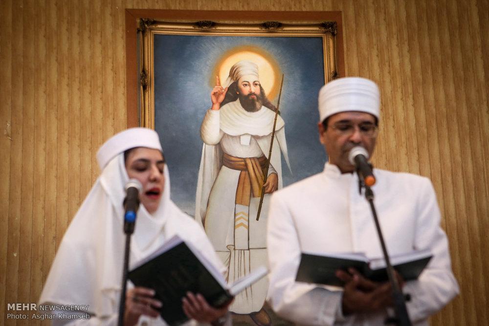 الزردشتيون في ايران يحتفلون بمراسم عيد