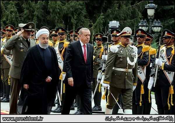 الرئيس الايراني يعزي بوفاة جلال الطالباني 11