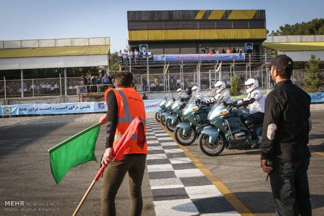 مسابقات الدراجات النارية لقوى الأمن الداخلي 12