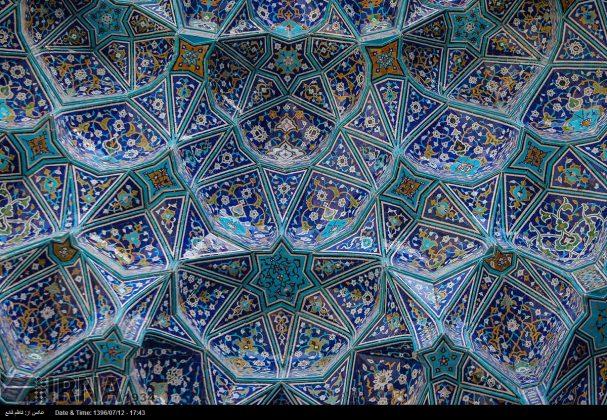 مسجد الامام في اصفهان 12