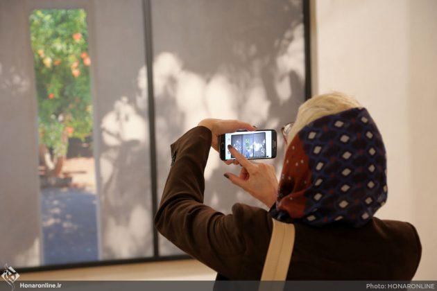 افتتاح نمایشگاه آثار نقاشی70 سال اخیر در فرهنگسرای نیاوران12