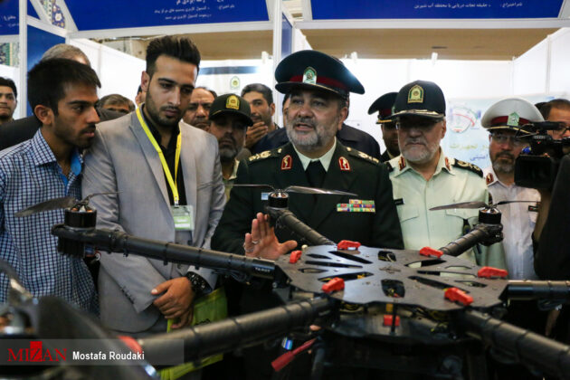 Tehran Hosts Police, Safety, Security Equipment Exhibition12