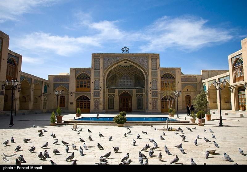 مسجد عماد الدولة التاريخي في كرمانشاه الايرانية12