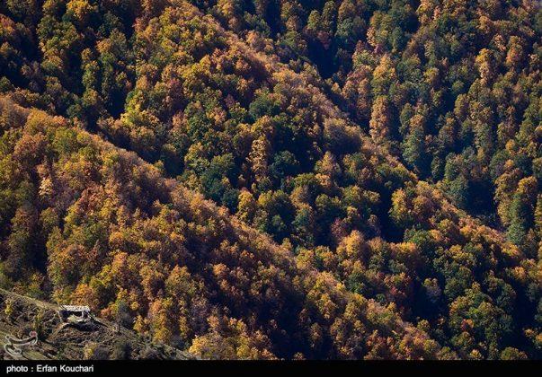 مرتفعات مازيجال الساحرة في ايران 12