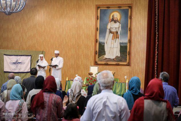 """الزردشتيون في ايران يحتفلون بمراسم عيد """"مهركان"""" 12"""