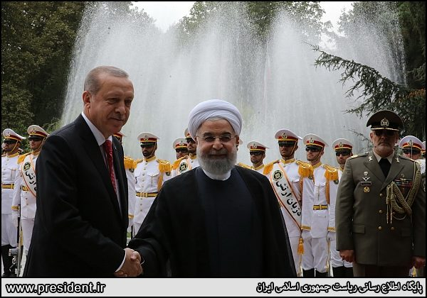 الرئيس الايراني يعزي بوفاة جلال الطالباني 12