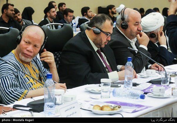 طهران .. مؤتمر دبلوماسية الوحدة الإسلامية 13