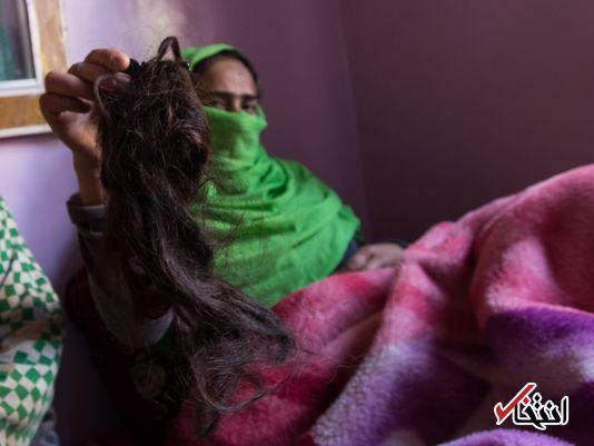 بحران در کشمیر؛ گیس زنان در خواب بریده میشود!13