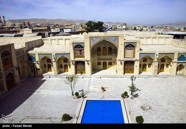 مسجد عماد الدولة التاريخي في كرمانشاه الايرانية13