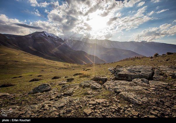 مرتفعات مازيجال الساحرة في ايران 13