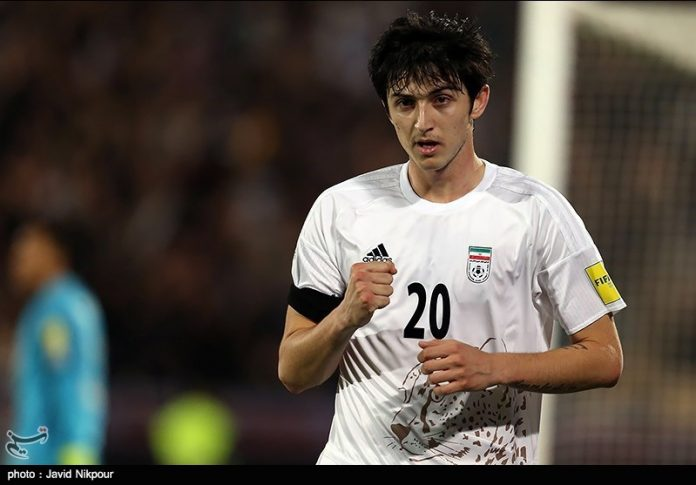 اليوم .. مباراة ودية تجمع الفرقين الايراني والروسي لكرة القدم