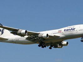 استئناف الرحلات الجوية من ايران الى بغداد والنجف