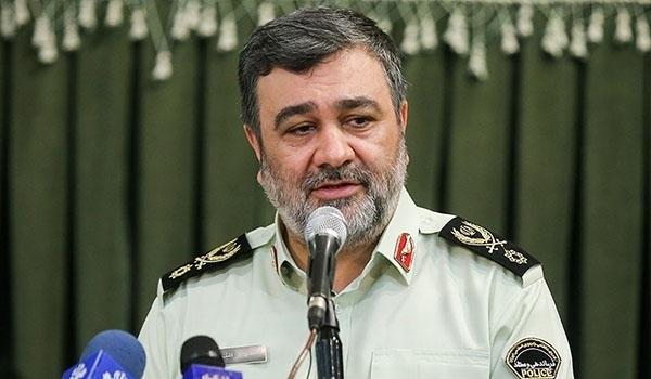 ايران.. إرسال 20 ألف شرطي الى المنافذ الحدودية الـ4 مع العراق