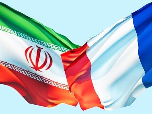 ايران وفرنسا