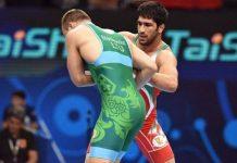 الاهواز تستضيف بطولة كاس العالم للمصارعة الرومانية
