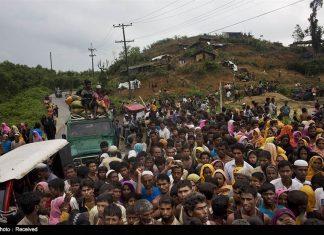 ايران.. ميانمار لا تسمح بدخول المساعدات الى اراضيها