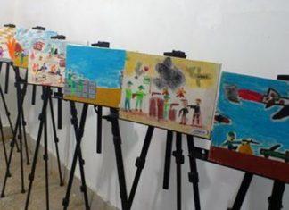 الأطفال واليافعين الإيرانيين يتألّقون في مسابقة الرسم الدولية في اليابان