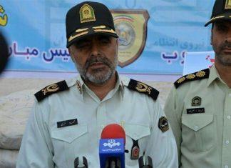 القضاء على 57 عصابة تهريب مخدرات جنوب شرق ايران