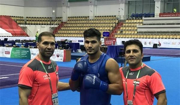 ايران تحرز بطولة العالم بالووشو 2017