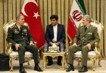 وزير الدفاع الايراني يحذر من مخطط غربي اسرائيلي لتقسيم المنطقة