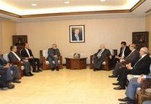 رئيس لجنة الامن البرلمانية الايرانية يؤكد استمر دعم بلاده لسوريا