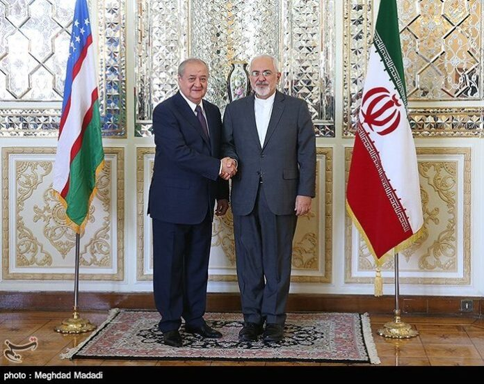 Iran, Uzbekistan Discuss Promotion of Ties in All Fields