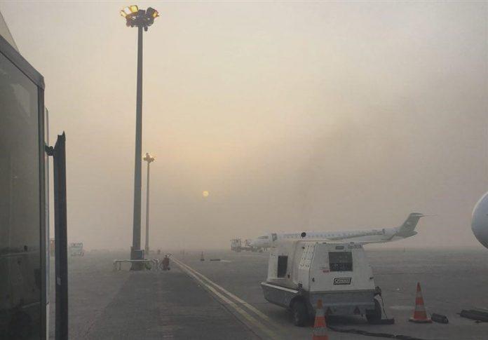 إلغاء الرحلات الجوية من ايران الى بغداد والنجف حتى إشعار آخر