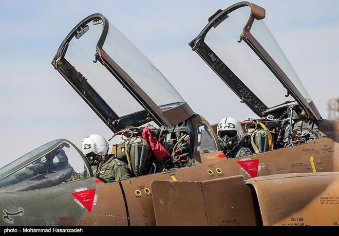 Iran Test-Fires Smart Bombs in Military Drills