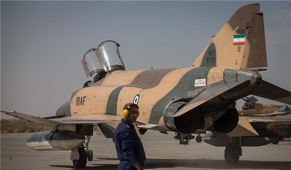 عسكري ايراني.. يمكننا ارسال المقاتلات الى ابعد النقاط