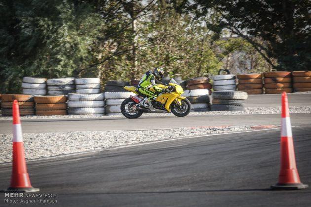 مسابقات الدراجات النارية لقوى الأمن الداخلي 14