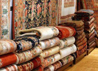 صادرات الايرانية من السجاد الیدوي