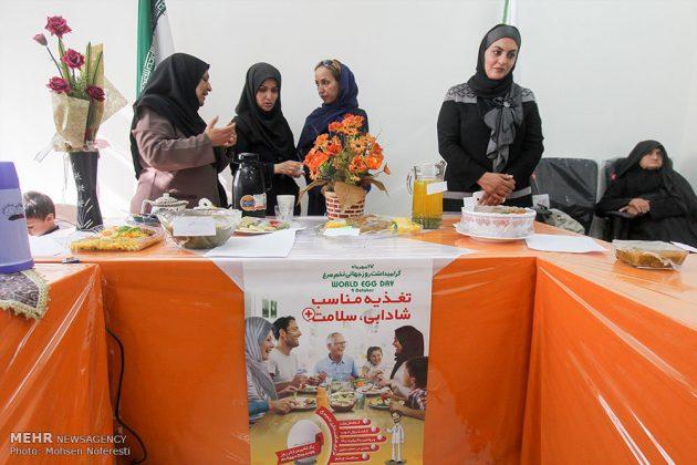 مهرجان الأطعمة المحلية في خراسان الجنوبية 15