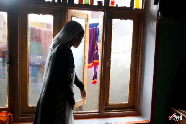 بحران در کشمیر؛ گیس زنان در خواب بریده میشود!15