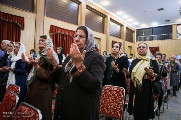 """الزردشتيون في ايران يحتفلون بمراسم عيد """"مهركان"""" 15"""