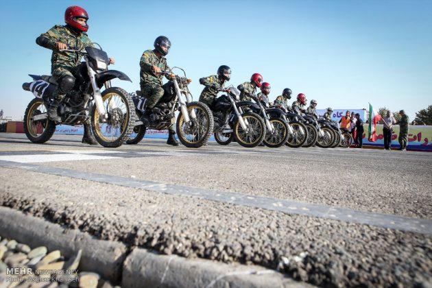 مسابقات الدراجات النارية لقوى الأمن الداخلي 15