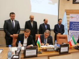 Iranian, Hungarian Universities Sign Cooperation Agreement