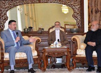 وفد من صلاح الدین يبحث زيارة الاربعين مع سفیر ایران لدى العراق