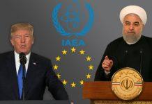 أبرز ردود الافعال على استراتيجية ترامب الجديدة ازاء إيران