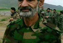 """استشهاد قائد كتيبة """"فاتحين"""" التابعة للحرس الثوري في سوريا"""