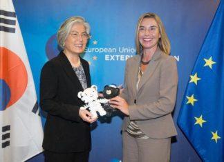 كوريا الجنوبية والاتحاد الاوروبي يؤكدان على اهمية الاتفاق النووي