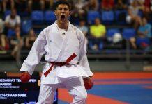 ايران تحرز المركز الخامس في بطولة العالم للكاراتيه في اسبانيا