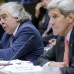 نشست دموکراتهای آمریکا با جان کری در خصوص توافق هستهای