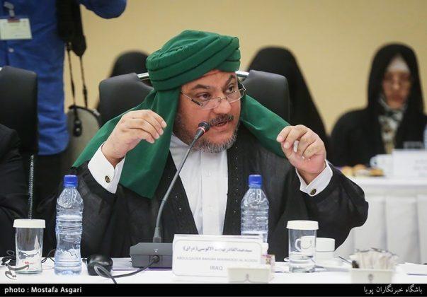 طهران .. مؤتمر دبلوماسية الوحدة الإسلامية 16