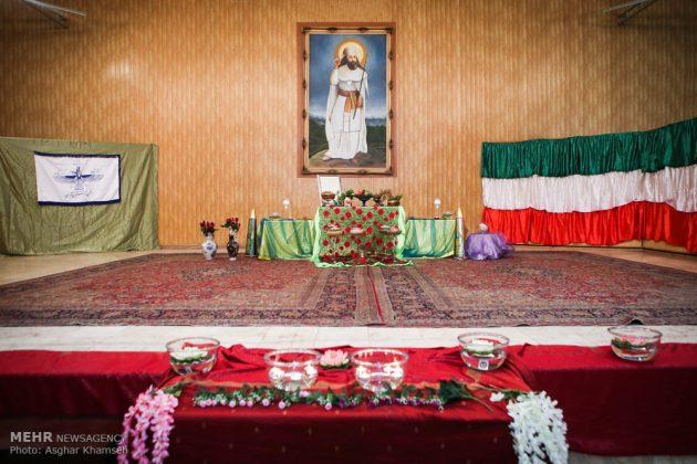 """الزردشتيون في ايران يحتفلون بمراسم عيد """"مهركان"""" 16"""