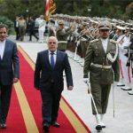 العبادي يلتقي نائب الرئيس الايراني بطهران