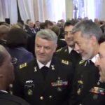 Iran Navy Commander Meets European Navy Leaders