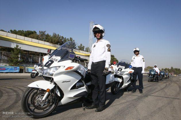 مسابقات الدراجات النارية لقوى الأمن الداخلي 17