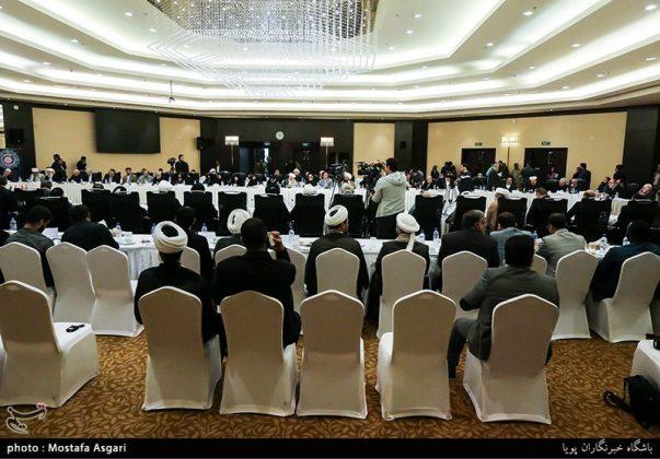 طهران .. مؤتمر دبلوماسية الوحدة الإسلامية 17