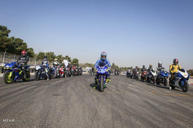 مسابقات الدراجات النارية لقوى الأمن الداخلي 18