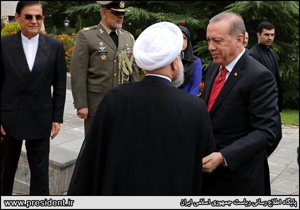 الرئيس الايراني يعزي بوفاة جلال الطالباني 2